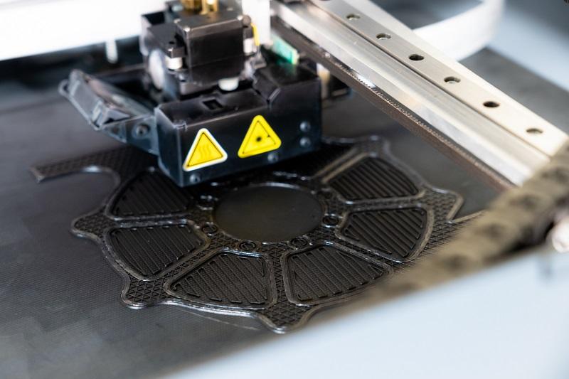 Velocità delle stampanti 3D raddoppia con il sistema Turbo Print di Markforged   3D Company