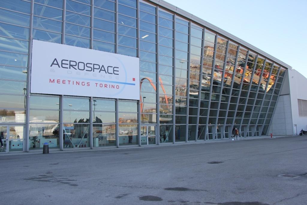 3D Company alla fiera Aerospace and Defense di Torino