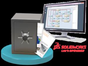 Solidworks PDM Standard pere la gestione dei dati di produzione