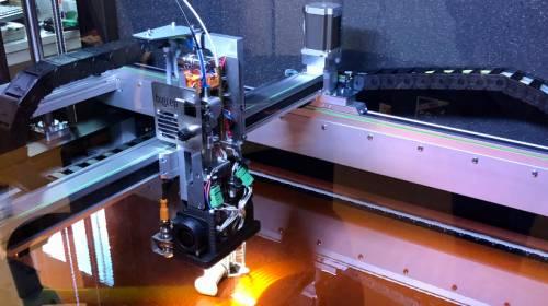 E' arrivata la BigRep STUDIO G2 negli uffici 3D Company