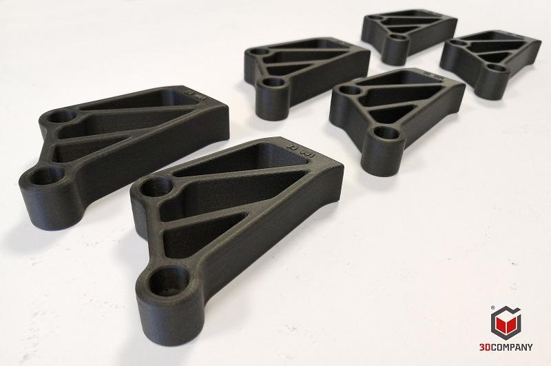 Materiale composito rinforzato fibra con Markforged   3D Company