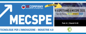 3D Company al MECSPE 2020