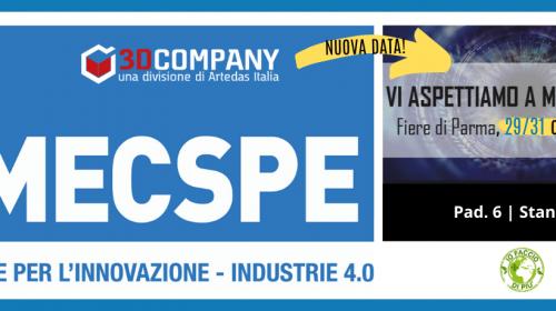 MECSPE 2020: l'eccellenza dell'industria manifatturiera