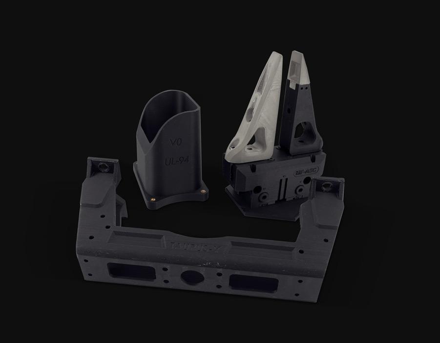 Parti realizzate con stampante 3D Markforged metallo e materiale composito   Chi é 3D Company