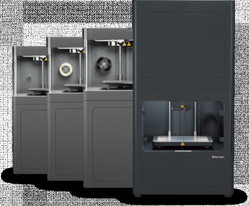 Stampanti 3D Industriali Markforged per l'Italia con 3D Company