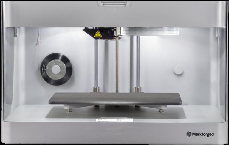 stampanti 3d industriali e professionali, la Markforged Mark Two