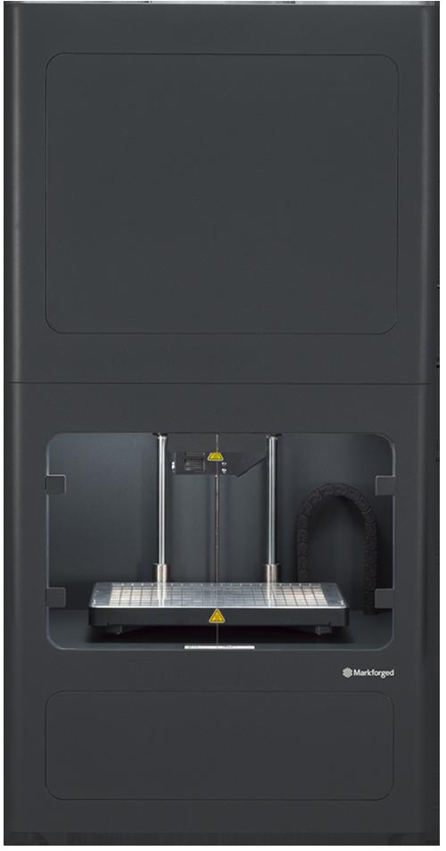 Markforged Metal X | 3D Company, distributore stampanti 3D Markforged Italia