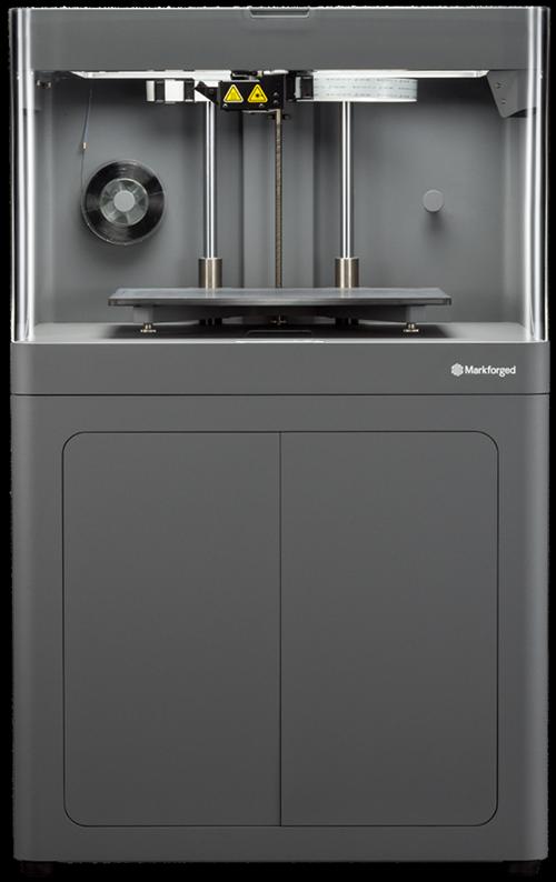 Markforged X7, X5 e X3 | 3D Company, distributore stampanti 3D Markforged Italia