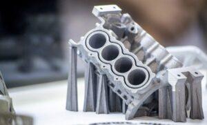 Stampante 3D metallo - le tecnologie più diffuse