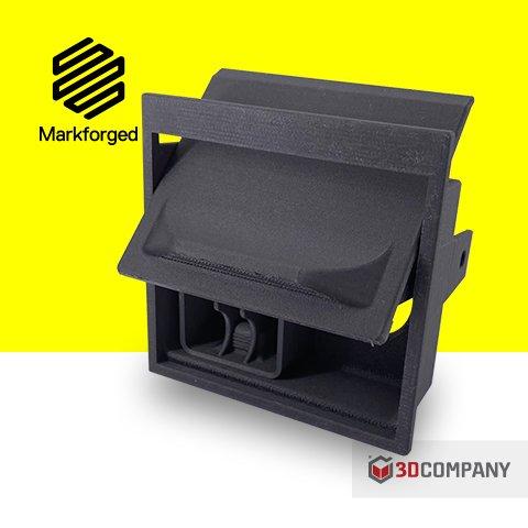 Posacenere per Maserati Ghibli stampa 3D Markforged | 3D Company