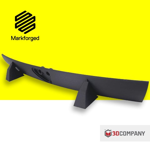 Schienale sedia stampa 3d con 3D Company - Markforged